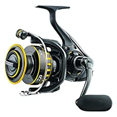 The next generation of the ever popular BG spinning reel Series just Got leaner and meaner. This complete Series ranges from ultralight freshwater actions to heavy big game saltwater models.
