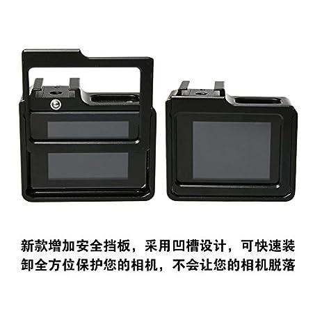 Amazon.com: Junsi CNC Aluminum Alloy Frame Protective Shell ...