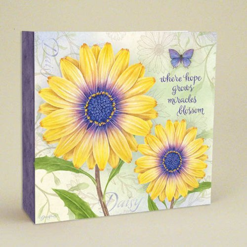 LANG 1033071 Recipe Card Album, Daisy