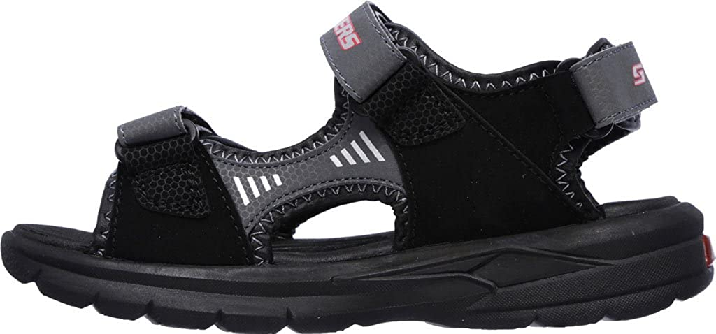 Skechers Infant//Toddler Boys S Lights Erupters II Sandal