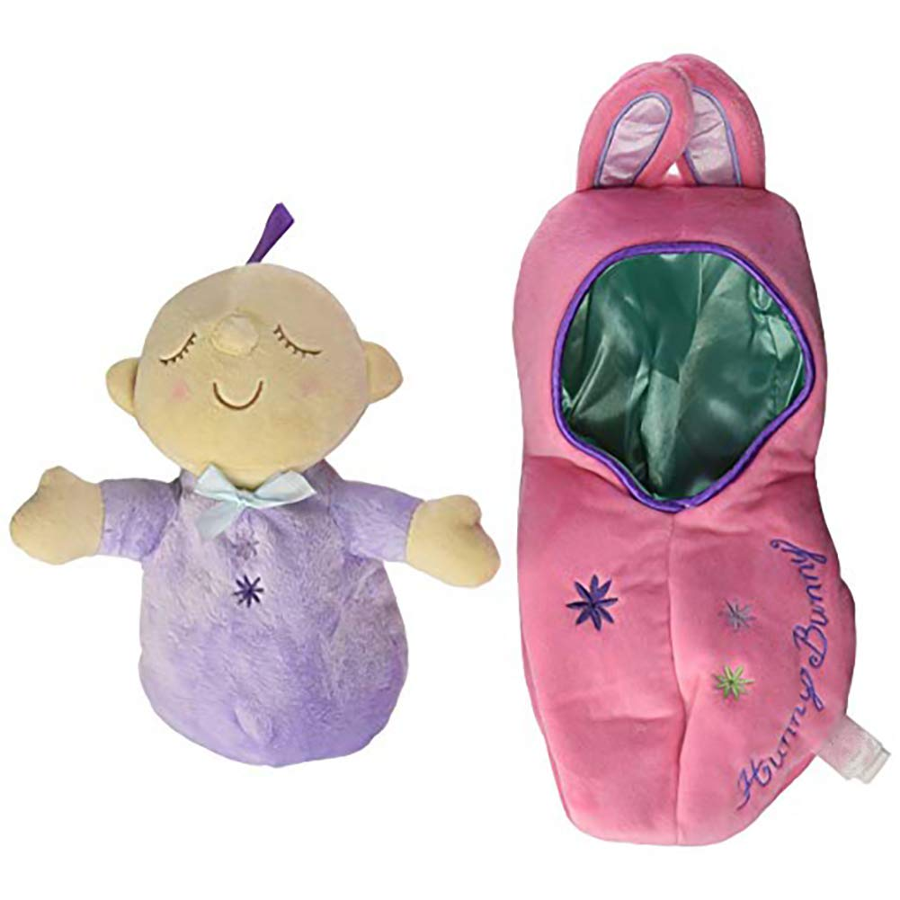 Acc Sleep Comforting Mu/ñeca Pea Pods para Apelar la Mu/ñeca Beb/é Juguetes de Felpa acompa/ña a Dormir beb/é Juguetes Amarillo Amarillo