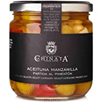 Aceituna Manzanilla al Pimentón (370 g)