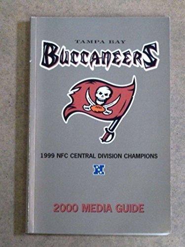 TAMPA BAY BUCCANEERS NFL FOOTBALL MEDIA GUIDE 2000 NEAR MINT