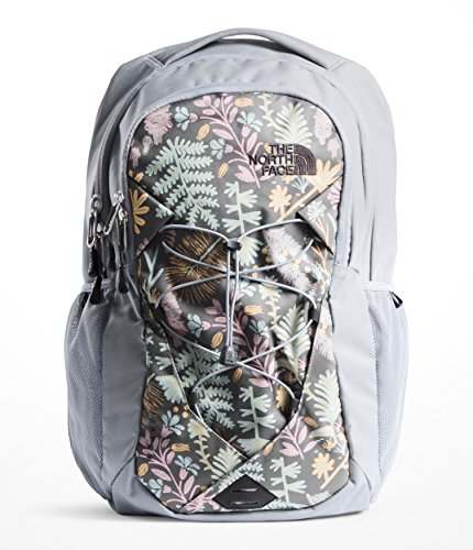 The North Face Women Jester - Mid Grey Woodland Floral Print & Mid Grey - (Jester Face)