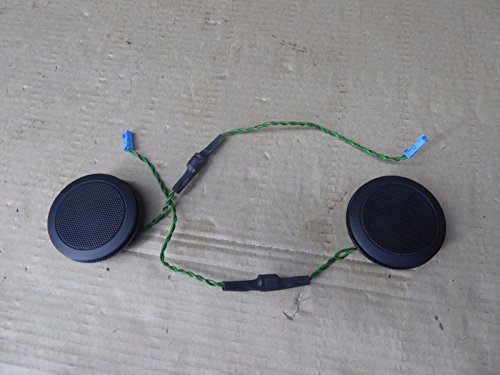 Amazon.com: BMW E88 S Panel Tweeter Speaker HiFi System Set OEM 135i 128i 65139130438: Electronics