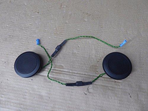 Amazon.com: BMW E88 S Panel Tweeter Speaker HiFi System Set OEM 135i 128i 65139130438: Electronics