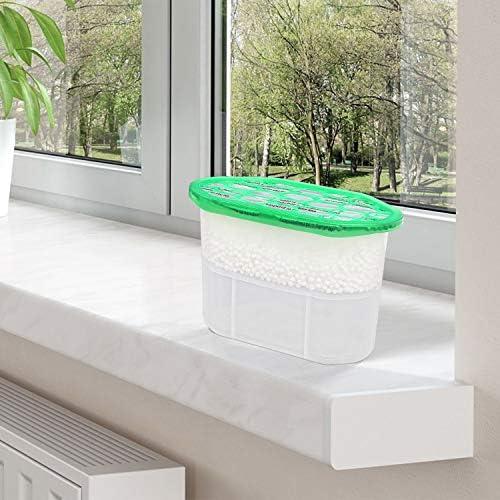 Taylor & Brown Pack of 6 Interior Dehumidifier Condensation Remover Moisture Absorber Damp Mould in Home Kitchen Wardrobe Bedroom Caravan Office Garage Bathroom Basement 500ml