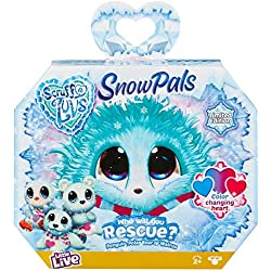 Little Live Pets Limited Edition Scruff-a-Luvs, Snow Pals - Who Will You Rescue Polar Bear, Penguin or a Walrus?