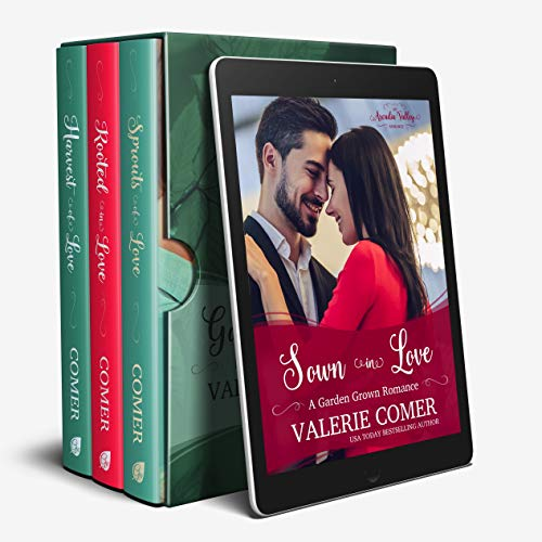 Garden Grown Romance: The Complete Collection (Arcadia Valley Romance)
