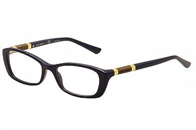 beb382070f Amazon.com  Eyeglasses Tory Burch TY 2054 1370 NAVY  Shoes