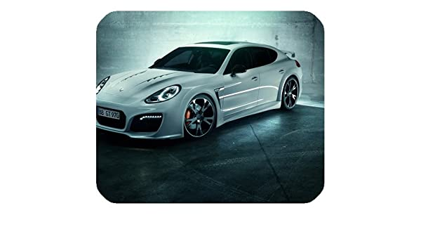 Techart Porsche Panamera Turbo GrandGT Mousepad Personalized Custom alfombrilla para ratón rectangular con forma de en ratón Gaming 9.84