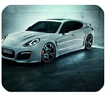 Techart Porsche Panamera Turbo GrandGT Mousepad Personalized Custom alfombrilla para ratón rectangular con forma de en