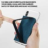 Ringke Flip Card Holder with Elastic Hand Strap