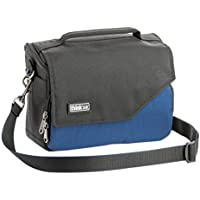 Think Tank Mirrorless Mover 20 Shoulder Bag for Mirrorless Body Camera with 2-3 Lenses, Dark Blue