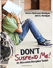 Don't Suspend Me! An Alternative Discipline Toolkit