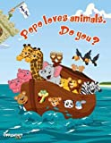 Popo loves animals. Do you?