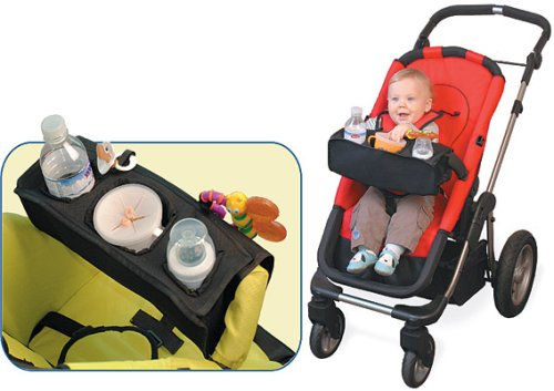 - Kiddy Kaddy - Stroller Snack Tray