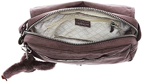 Brown Women's Bag Body N Delphin Campfire Smoke Cross Kipling AYqwXddI