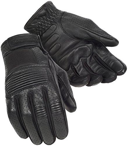 Tourmaster Summer Elite 3 Mens Leather Gloves Black SM