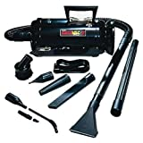 Metropolitan Vacuum MetroVac Data Vac Pro MDV-2BA Portable Vacuum Clearner