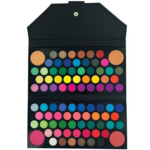 - Ashley Lee Cosmetics Pink Clutch Palette - 88 Colorful Eyeshadows