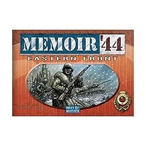 Days of Wonder Memoir '44 Eastern Front Expansion Board Game