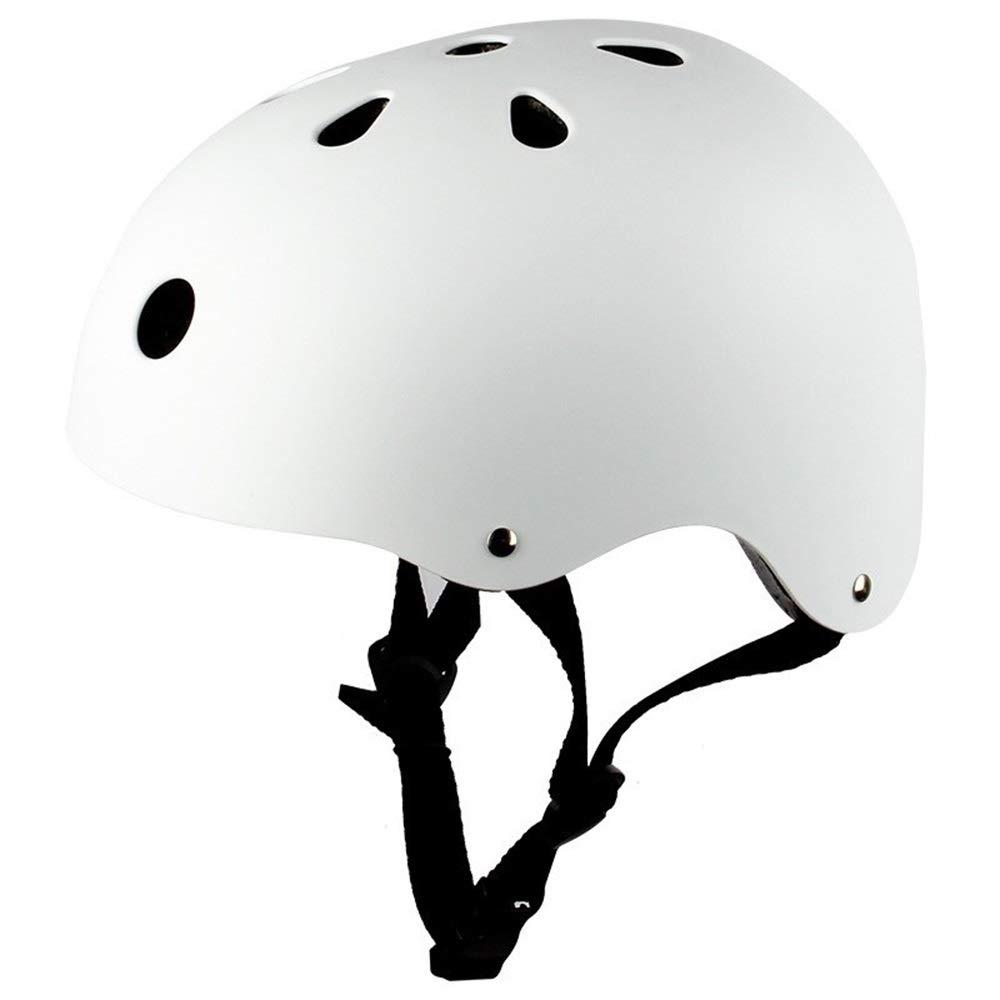 EETT SDFE Patines Patines Equipo de protecci/ón ni/ños Adultos Patinaje sobre Ruedas Casco Montar Bicicleta Casco de protecci/ón Casco Hombres y Mujeres Modelos DE