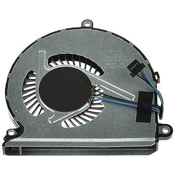 Desconocido HP p/n: 856359-001 - Ventilador de CPU para Ordenador portátil: Amazon.es: Informática