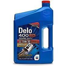 Delo 400 SD SAE 15W-30 Motor Oil, 1 gallon, 3 Pack