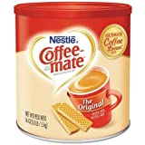 Coffee-mate. Non-Dairy Powdered Creamer, Original, 56 oz Canister (824802)