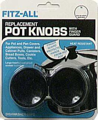 Replacement Pot Knobs pack of 2
