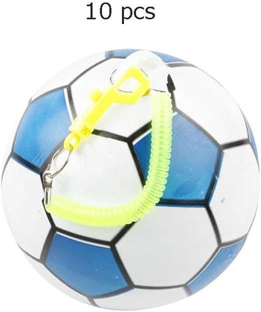 Bueno para el cerebro CHNWJ-deportiva de fútbol Ligera 10 piezas ...