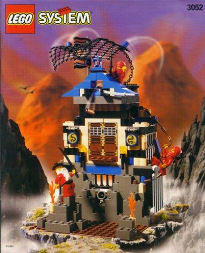 LEGO 3052 Ninja - Fortaleza de Fuego: Amazon.es: Juguetes y ...