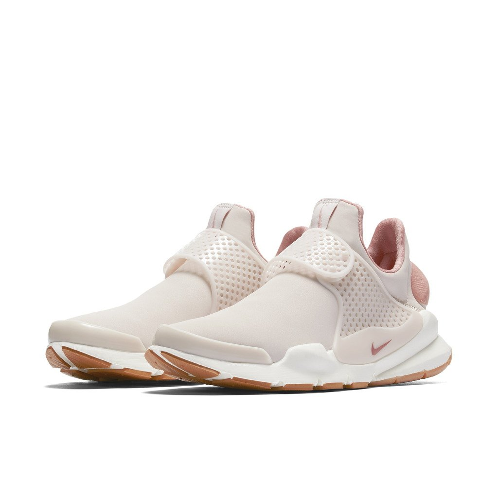 detailed pictures c6939 5284f NIKE Sock Dart PRM Womens Fashion-Sneakers 881186-601 5 - SILT RED SILT RED- RED Stardust-SAIL