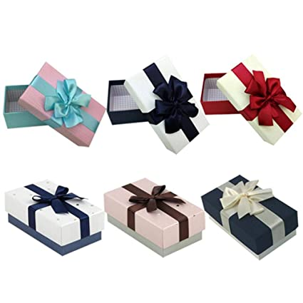 Amazon Com Luxury Gift Boxes Packing Box Bag Decorative Presents