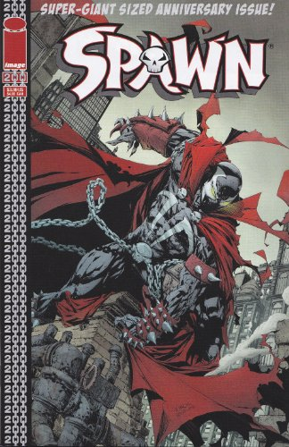 Spawn #200 Cover B by David ()