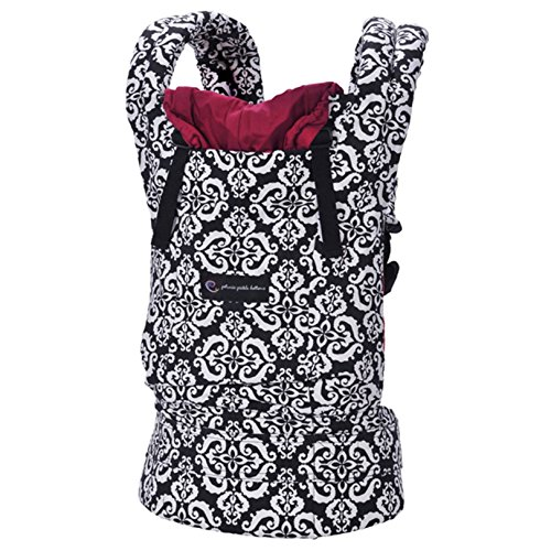 Ergo Baby for Petunia Pickle Bottom Organic Baby Carrier - Frolicking in Fez
