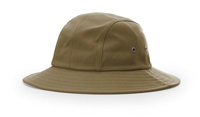 fbad89d0839 Richardson 800 MCKENZIE FISHING HUNTING CAP BUCKET SUN HAT at Amazon Men s  Clothing store