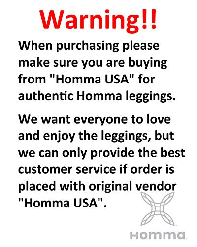 Homma Premium Thick High Waist Tummy Compression Slimming Leggings 7