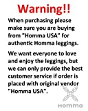 Homma Activewear Thick High Waist Tummy Compression Slimming Body Leggings Pant