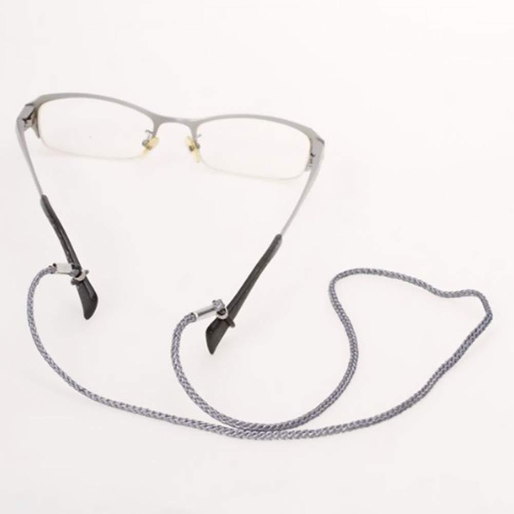 12pcs Assortiment de lunettes Spectacle cordon pratique lunettes CORDES cou remplacement du cordon Porte-Sunglass