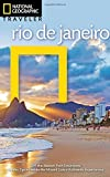 Front cover for the book National Geographic Traveler: Rio de Janeiro by Michael Sommers