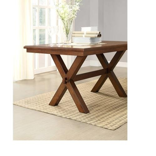 Amazoncom Better Homes and Gardens Maddox Crossing Dining Table