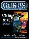 capa de GURPS 4ED MB2 CAMPANHA
