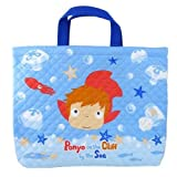 Studio Ghibli, Ponyo on the Cliff by the Sea Tote bag