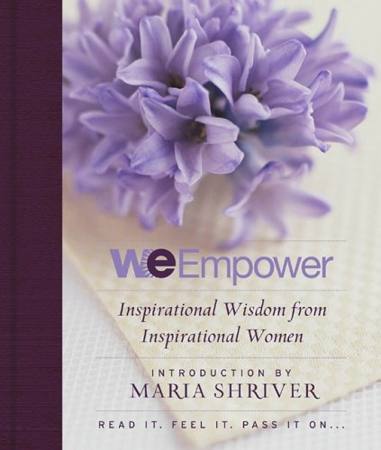 We Empower: Inspirational Wisdom for Women