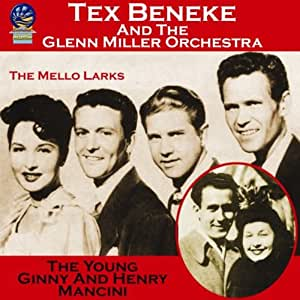 Young Ginny & Henry Mancini