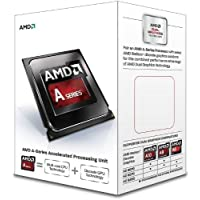 AMD A4 6300 Box Prozessor (3,7GHz, Sockel FM2, 1MB Cache, 65 Watt) schwarz