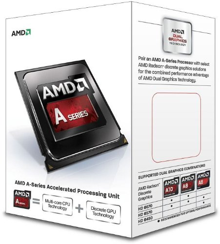 32 opinioni per AMD FM2 A4-6300 Box Processore CPU