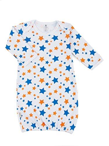 (Tadpoles Cotton Sleep Gown, Stars, 0-6 Months)